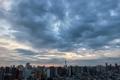 [空][雲][東京][朝](2020-01-25 07:18)