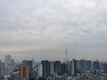 [空][雲][東京][朝](2020-01-27 07:06)