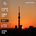 [Instaweather]WeatherShot(2020-02-02)