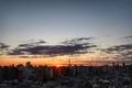 [日の出][空][雲][東京][朝](2020-02-19 06:25)