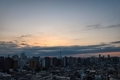 [日の出][空][雲][東京][朝](2020-02-21 06:27)