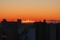 [日の出][空][雲][東京][朝](2020-02-28 06:14)