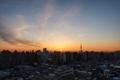[日の出][空][雲][東京][朝](2020-03-03 06:11)