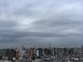 [空][雲][東京][朝](2020-03-07 07:49)