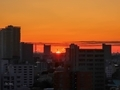 [空][雲][東京][朝][日の出](2020-03-12 05:56)