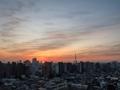 [日の出][空][雲][東京][朝](2020-03-13 05:56)