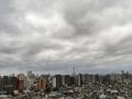 [空][雲][東京][朝](2020-03-14 06:33)