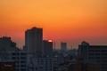 [空][雲][東京][朝][日の出](2020-03-19 05:51)