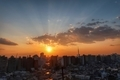 [空][雲][東京][朝][日の出](2020-03-20 06:08)