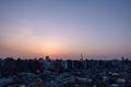 [空][雲][東京][朝][日の出](2020-03-21 05:49)