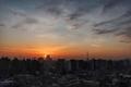 [日の出][空][雲][東京][朝](2020-03-27 05:46)