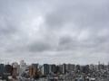 [空][雲][東京][朝](2020-03-29 07:34)