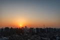 [日の出][空][雲][東京][朝](2020-04-08 05:36)