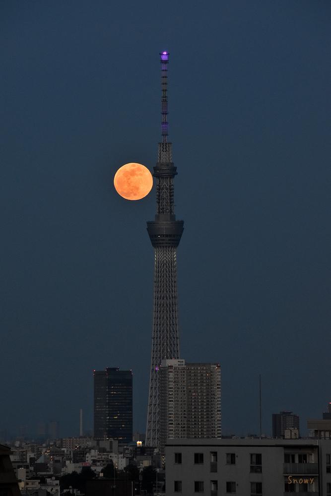 満月(2020-05-07 18:40)