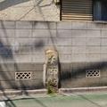 [東京][街角]駒込の道標(2020-04-25)