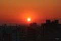 [日の出][空][雲][東京][朝](2020-05-29 04:36)