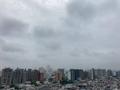 [空][雲][東京][朝](2020-07-19 08:38)