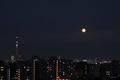 [月][空][雲][東京](2020-08-03 19:16)