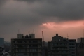 [日の出][空][雲][東京][朝](2020-08-06 05:09)