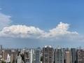 [夏][空][雲][東京](2020-08-12 12:56)