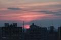 [日の出][空][雲][東京][朝](2020-08-14 05:01)