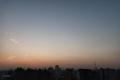 [日の出][空][雲][東京][朝](2020-08-22 05:08)