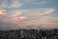 [空][雲][東京][夕焼け](2020-08-23 18:20)