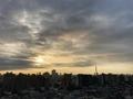 [空][雲][東京][朝](2020-08-25 05:45)