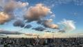 [夕焼け][空][雲][東京](2020-08-26 17:58)