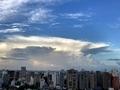 [大気光学現象][夏][空][雲][東京]虹(2020-09-09 17:34)