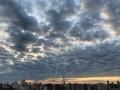 [空][雲][東京][朝](2020-10-06 05:54)