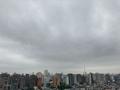 [空][雲][東京][朝](2020-10-09 06:09)