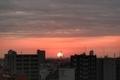 [日の出][空][雲][東京][朝](2020-10-14 05:49)