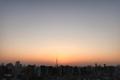 [日の出][空][雲][東京][朝](2020-11-17 06:24)