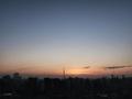 [日の出][空][雲][東京][朝](2020-11-28 06:32)