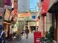 [東京][路地]JR駒込駅東口 さつき通り商店街(北区,駒込銀座2020-11-29)