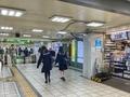 [東京][駅]JR山手線駒込駅東口(2020-11-28)