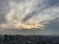 [空][雲][東京][朝](2020-12-12 07:20)