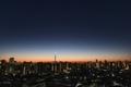 [星][空][雲][東京][朝]明けの明星(2020-12-18 05:56)