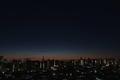 [星][空][雲][東京][朝]明けの明星(2020-12-19 05:51)