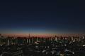 [星][空][雲][東京][朝]明けの明星(2020-12-23 05:56)