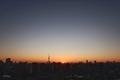 [日の出][空][雲][東京][朝](2020-12-23 06:48)