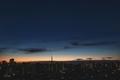 [星][空][雲][東京][朝]明けの明星(2021-01-08 06:14)