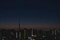[星][空][雲][東京][朝]明けの明星(2021-01-13 05:55)