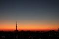 [星][空][雲][東京][朝]明けの明星(2021-01-14 06:17)