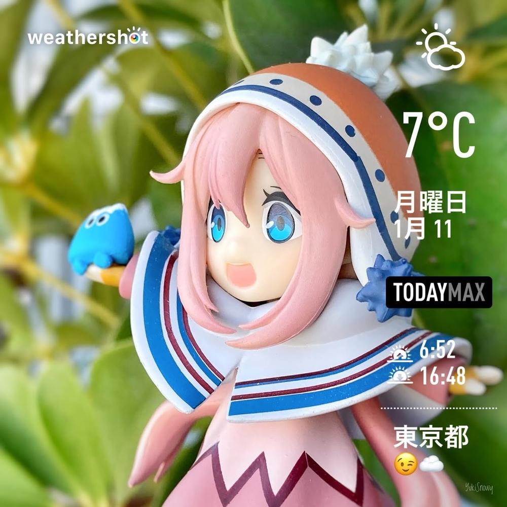 WeatherShot(2021-01-11)