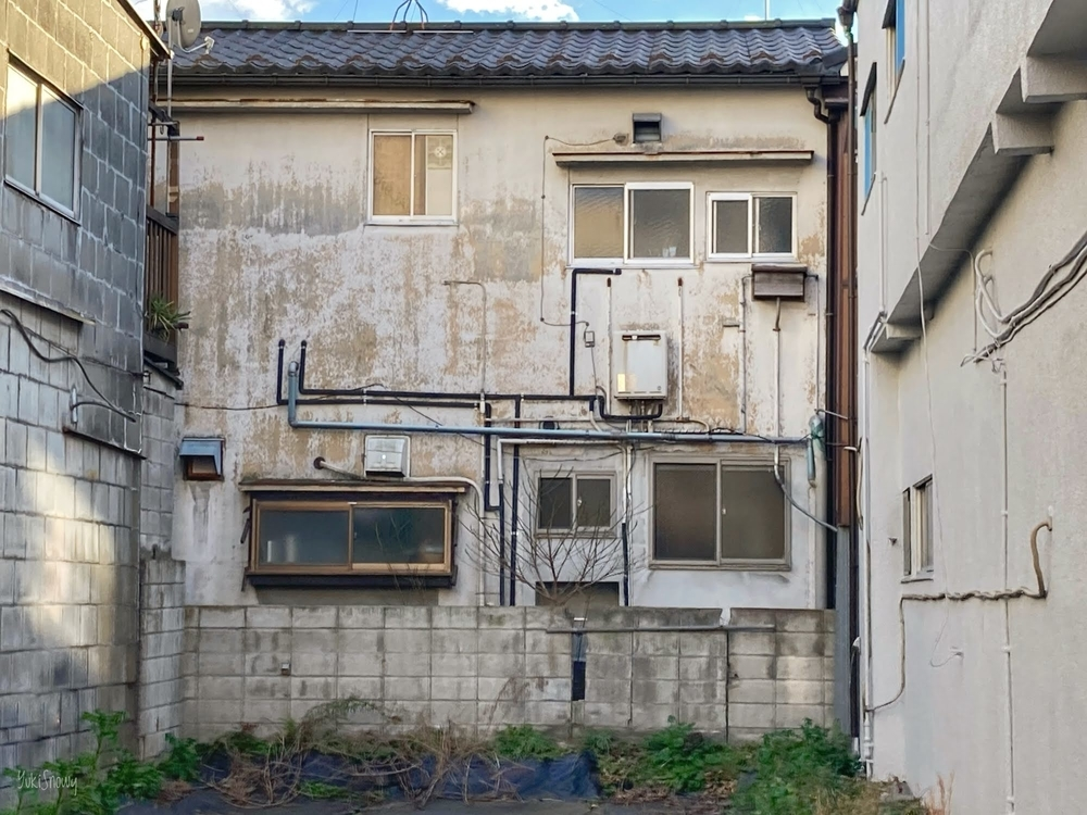豊島区駒込(2021-01-09)