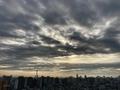 [空][雲][東京][朝](2021-01-26 08:21)