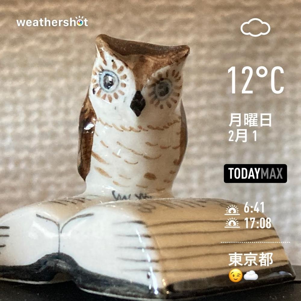 WeatherShot(2021-02-01)