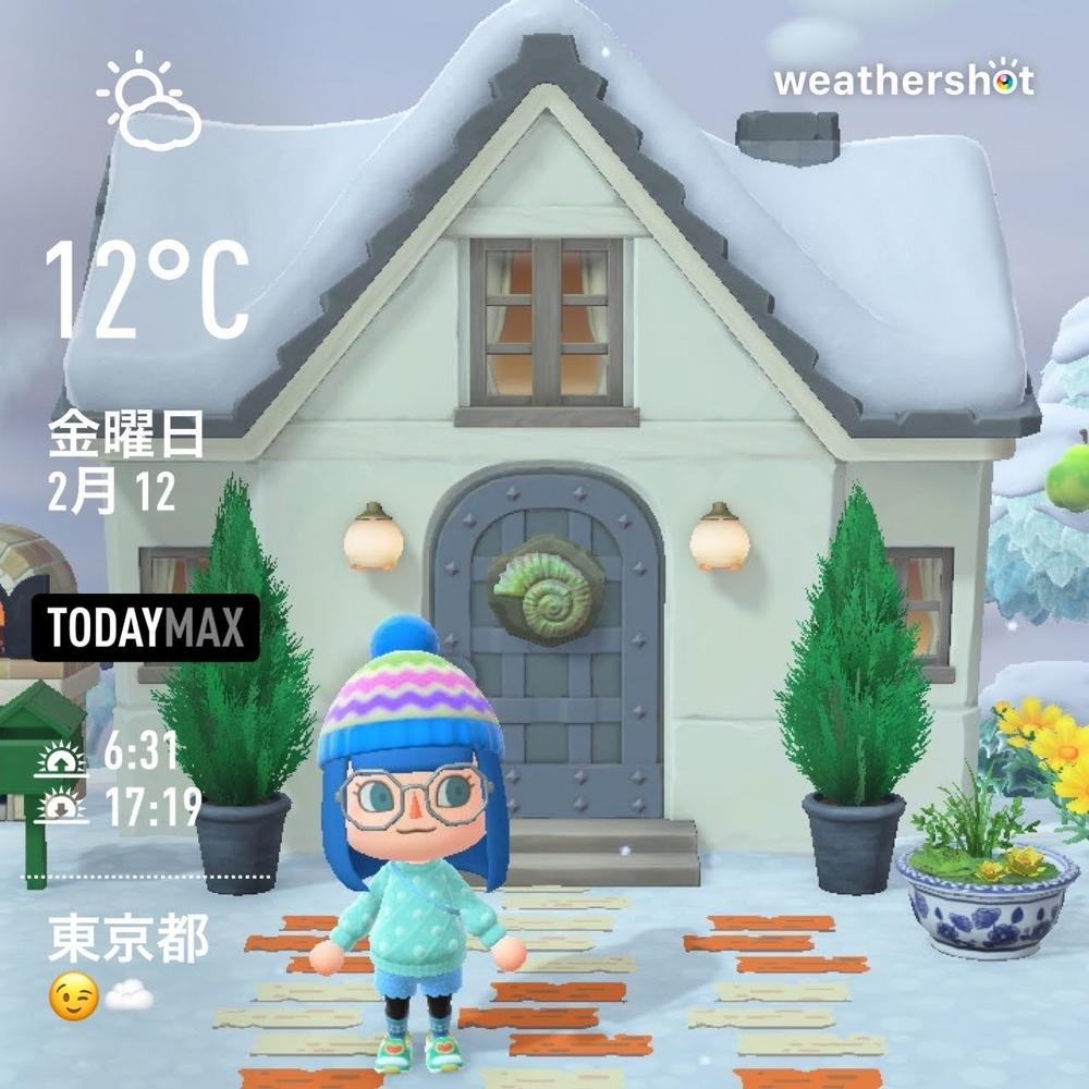 WeatherShot(2021-02-12)